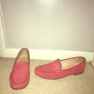 J.Crew James Suede Women's Loafers, Sz 8.5